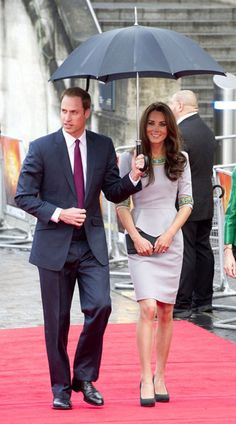 Kate Middleton Photos: The UK Premiere of 'African Cats'