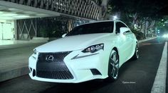 https://www.Lexus.com/IS Looks can be deceiving. Then again, some things are exactly what they appear to be. The striking IS 350 with 306hp. It's as aggressi...