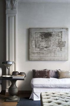 greige: interior design ideas and inspiration for the transitional home : greige in the living room...
