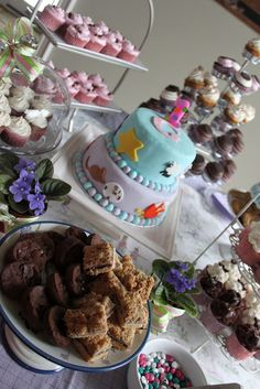 Mother Goose Nursery Rhyme Party