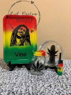 Diy Resin Tray, Diy Resin Crafts, Diy Arts And Crafts, Galvanized Tray, Glass Pipes And Bongs, Stash Jars, Diy For Men, Vinyl Projects, Diy Painting