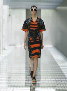 Prada Spring 2011 Ready-to-Wear