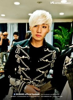 Daesung...Here's a wonderful thought....Men would just walk around dressed like this for no particular reason.... just because....... Now that would be fantastic!