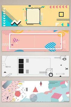 66 Ideas for design banner background Bg Design, Poster Design Layout, Design Logo, Graphic Design Posters, Media Design, Graphic Design Inspiration, Web Banner Design, Identity Design, Best Banner