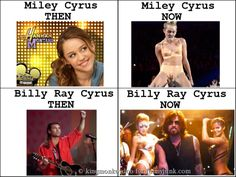 Celebs Then Vs Now