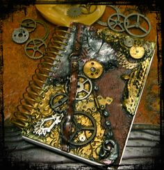 this is so cool looking for a steampunk cosplay