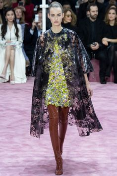 ディオール(DIOR)   2015春夏オートクチュールコレクション(2015S/S Haute Couture Collection)   コレクション(COLLECTION)   VOGUE
