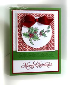 Bells and Boughs, Stampin' Up