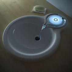 26 lavabos con estilo en los que seria un honor lavarse las manos 9