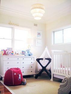 Nursery with Bassinet