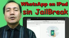 Instalar WhatsApp Messenger en iPad Wi-Fi sin JailBreak   iPad Fácil
