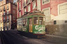 Lisbon - Life is a journey so enjoy the ride by RiaPereira - here and there