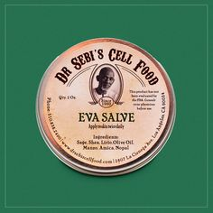 The cold weather can dry and damage the skin but Eva Salve will nourish it and make it soft again. Try it!
