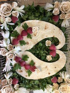 Iranian Wedding, Persian Wedding, Indian Snacks, Birthday Decorations, Dream Wedding, Weeding, Holiday Decor, Recipies, Snack Recipes