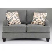 Ashley Furniture Yvette   Steel Loveseat At Rifeu0027s Home Furniture Oregon