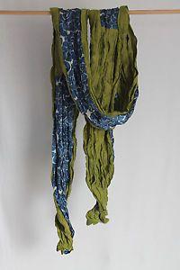 cocon-commerz-PRIVATSACHEN-Crashschal-aus-Seide-mit-floralem-Muster-in-blau-gruen