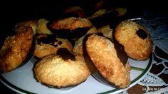 Le blog de Cata: Rochers-congolais au chocolat