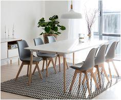Mit Verlängerbarer Esstisch Olivia in Weiß von INTERSTIL DÄNEMARK steht dem perfekten Dinner nichts mehr im Weg. Shoppen Sie weitere tolle Möbel auf >> WestwingNow.