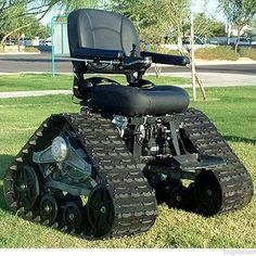 awesome wheelchair