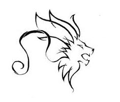 I love the simplicity of this. It would make a cute tattoo.