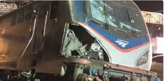 Amtrak Attack? A Projectile Hits One Train Signaling A Possibility Of A Terror Attack