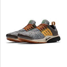 d04e9624cec Nike Presto Safari  Size L   Men  Brand new. Ordered online March Shoes  will be arriving this week.