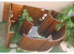 Une salle de bains dans le jardin | Casemag.re
