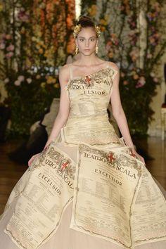 Dolce & Gabbana - Alta Moda Spring/Summer 2015 Couture