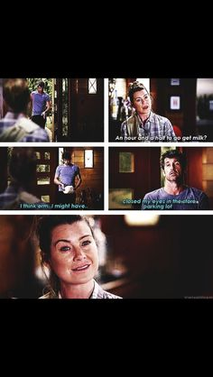 This is hilarious :D! Love how it feels to know other people know you can be soooo tired you can sleep in your car, and not care! Love Mer's facial expressions here!!
