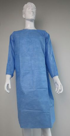 Surgical gown reinforced is a long loose piece of coats worn by surgeons during hospital surgery, ultra fabric used in the reinforced impermeable sleeves and chest area Healthcare Uniforms, Medical Uniforms, Lab Coats, Corporate Wear, Uniform Dress, Uniform Design, Suit Fashion, Piece Of Clothing, Different Fabrics