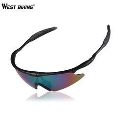 2f108819ba WEST BIKING Sunny Riding Glasses Men And Women Models Sports sun Glasses  Glasses UV Colored Lenses Bicycle Bike Cycling Glasses