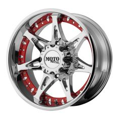 Moto Metal MO961 Triple Chrome Plated Wheel 18x96x1397mm 18mm offset ** You can get more details by clicking on the image. (This is an affiliate link)