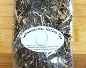 Inflammation be gone! Tasty & effective therapeutic herbal tea - no calories, sugar, chemicals or harmful additives