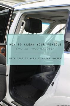 cleaning tips hacks are offered on our site. Check it out and you wont be sorry you did. Deep Cleaning Tips, House Cleaning Tips, Cleaning Solutions, Spring Cleaning, Cleaning Hacks, Car Cleaning, Cleaning Recipes, Organizing Tips, Organising