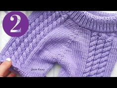 Baby Pants, Baby Knitting Patterns, Short Skirts, Crochet Baby, Knitted Hats, Pullover, Youtube, Sweaters, Clothes