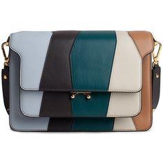 Marni Shoulderbag (€1.555) ❤ liked on Polyvore featuring bags, handbags, shoulder bags, marni shoulder bag, handbag purse, man bag, handbags shoulder bags and marni handbags