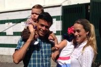 ¡ESTREMECEDOR! El mensaje de Leopoldo López por el cumpleaños de su hijo Santiago