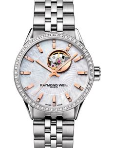 Raymond Weil Freelancer Lady Sunshine