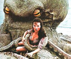 Warlords of Atlantis via Horror, Sci-Fi and Fantasy Cool Monsters, Classic Monsters, Sea Monsters, Horror Monsters, Sci Fi Movies, Horror Movies, Sf Movies, Creature Feature, Weird Pictures