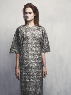 Epitaphs and energies: Designer Luke Brooks in conversation | Fashion, Graduates, MA | 1 Granary