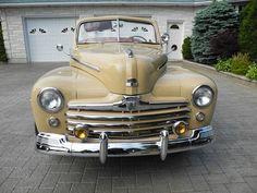 1946 Super Deluxe Convertible