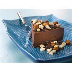 (Receipe in Finnish. Chocolate Cheesecake, Chocolate Recipes, Finnish Recipes, American Chocolate, Gourmet Candy, Joko, Köstliche Desserts, Healthy Baking, Coffee Cake