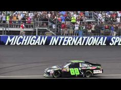VIDEO (June 23, 2012): Dale Earnhardt Jr., driver of the No. 88 Diet Mountain Dew/National Guard Chevrolet, discusses his outlook for the summer stretch, which includes return trips to Pocono Raceway and Michigan International Speedway.