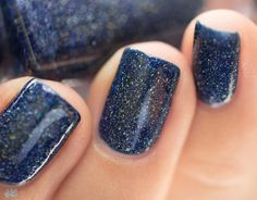 ILN Fall Collection 2015 After Midnight swatch