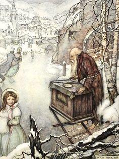 Anton Pieck was a Dutch painter, artist and graphic artist. Anton Pieck, Fairytale Art, Dutch Painters, Dutch Artists, Children's Book Illustration, Winter Scenes, Amazing Art, Illustrators, Fairy Tales