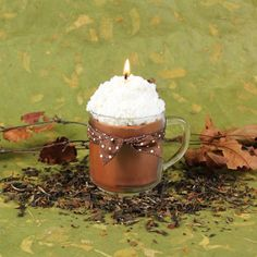 For a quick and easy fall project that will fill a room with the scent of warm spicey Chai Tea, nothing beats this whipped candle tutorial using our Chai Tea Cybilla Fragrance Oil. As a bonus, all this month you'll receive a free half ounce sample of Chai Tea with every Bramble Berry order. For this …
