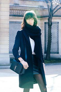 #ranitasobanska #fashion #inspirations Street looks à la Fashion Week automne-hiver 2015-2016 de Paris