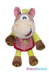 Babajáték - BabyOno plüss csörgő paci 32 cm 1397 Teddy Bear, Toys, Animals, Animales, Animaux, Gaming, Games, Toy, Animais