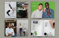 Nonfiction | Huntington Bank | Columbus OH Bank Branding, Branding Agency, Huntington Bank, Action Move, Community Organizing, Brand Book, Design Language, Brand Guidelines, Corporate Design