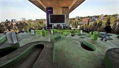 Bandung Outdoor Film Park - Indonesia
